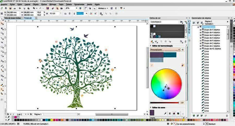 coreldraw x8 portable free download