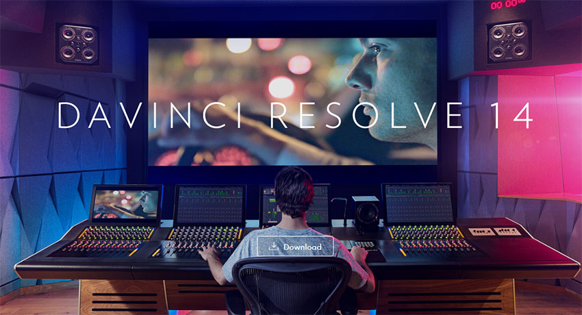 davinci resolve studio download