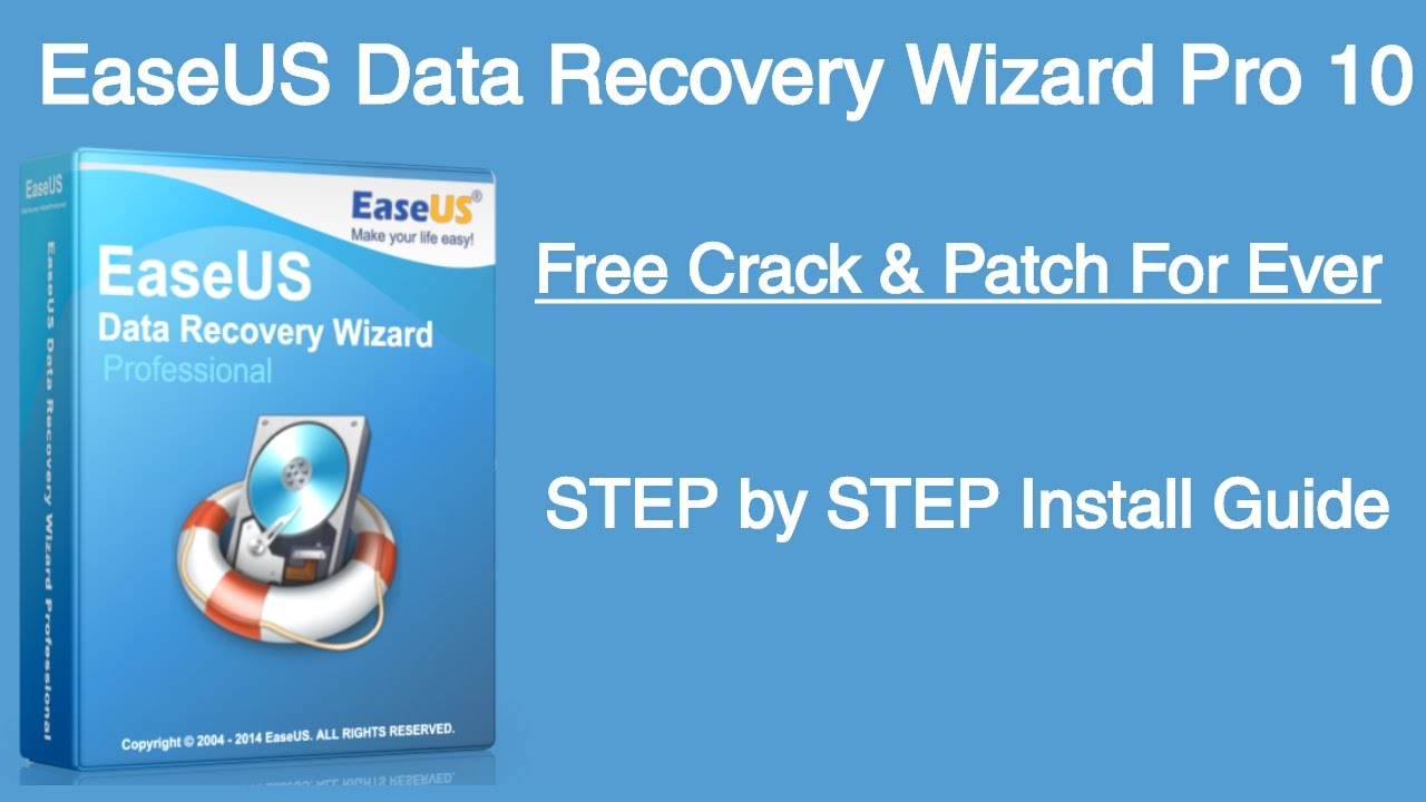 easeus data recovery wizard serial