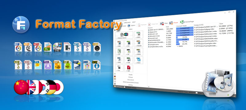 format factory download