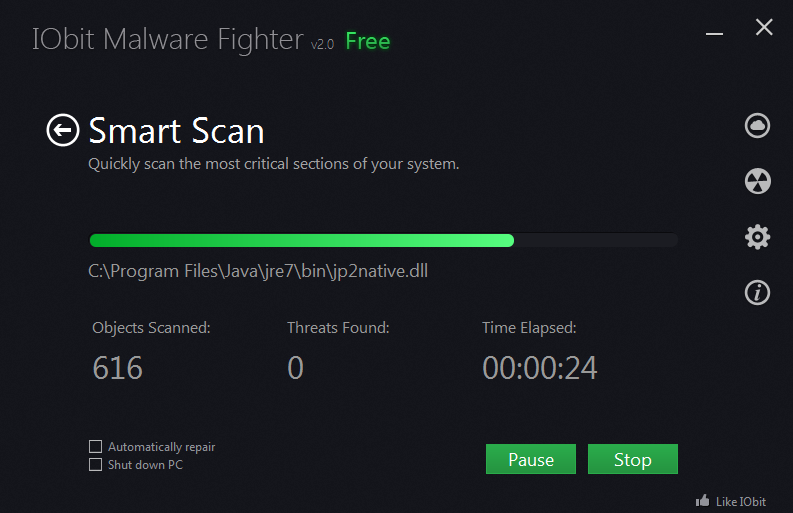 iobit malware fighter pro - Copy