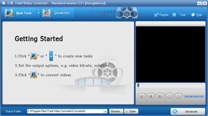 total video converter portable