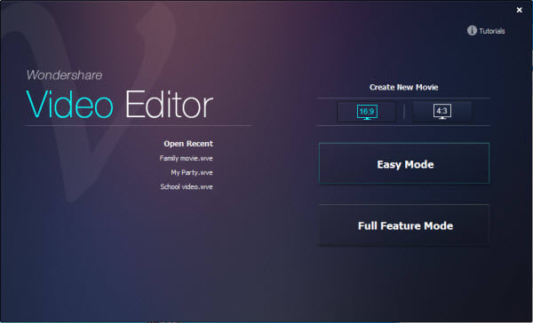 wondershare video editor registration code