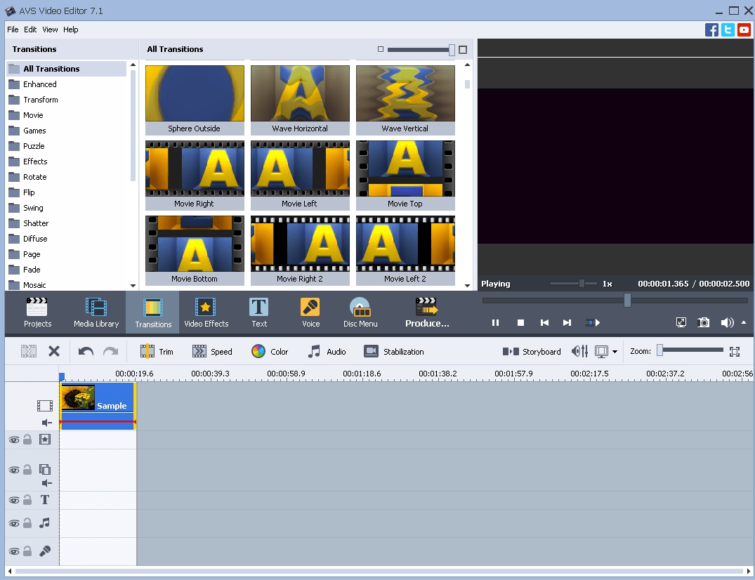 file lab video editor pro