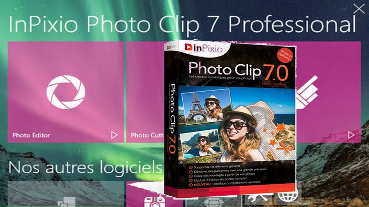 inpixio photo clip 8 professional crack + serial key 2018