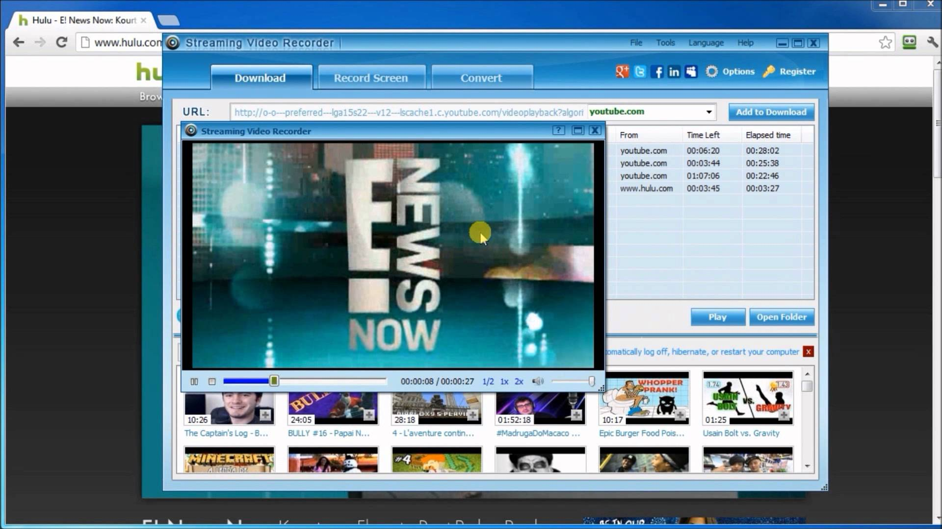streaming video recorder download