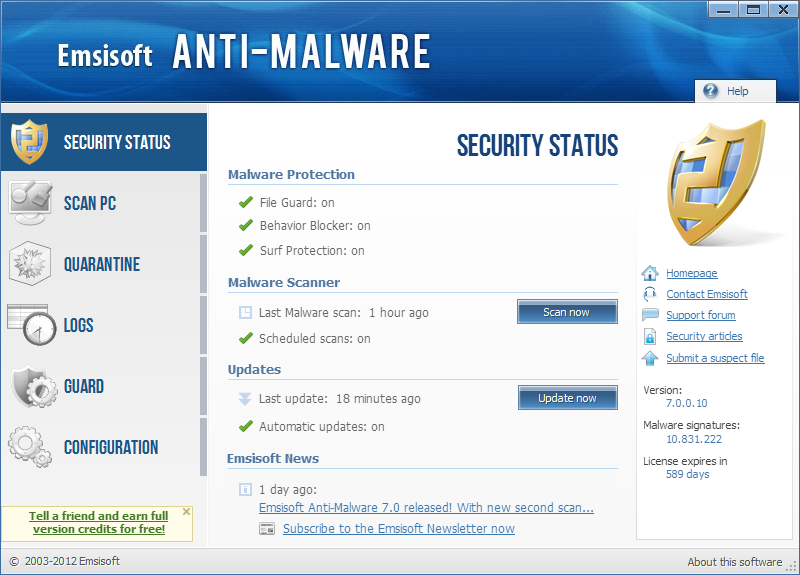 emsisoft anti malware full