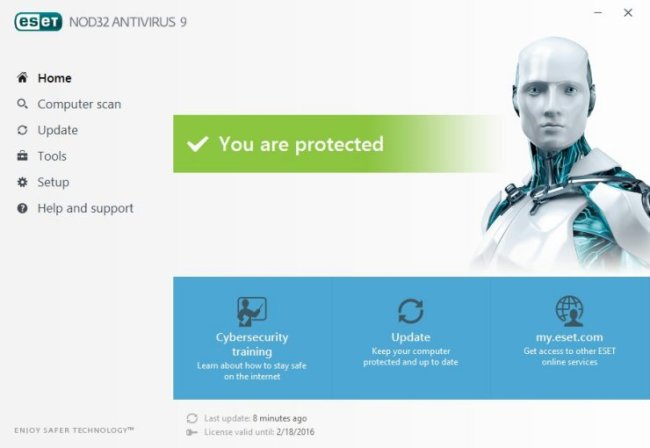 eset nod32 antivirus 9 crack