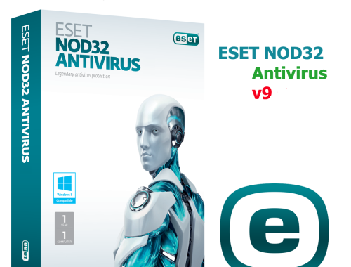 eset nod32 antivirus 9 serial