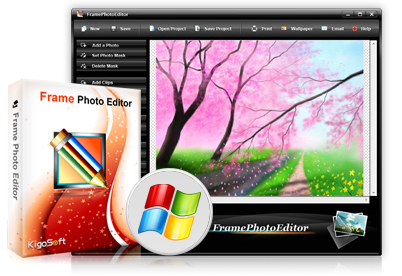 Frame Photo Editor 5.0.2 Crack