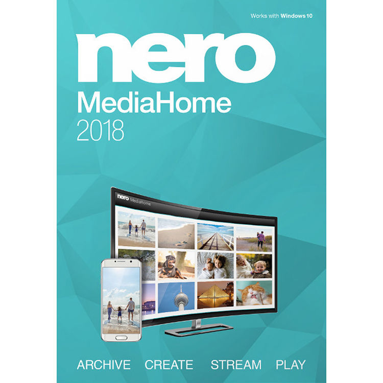 nero mediahome download free