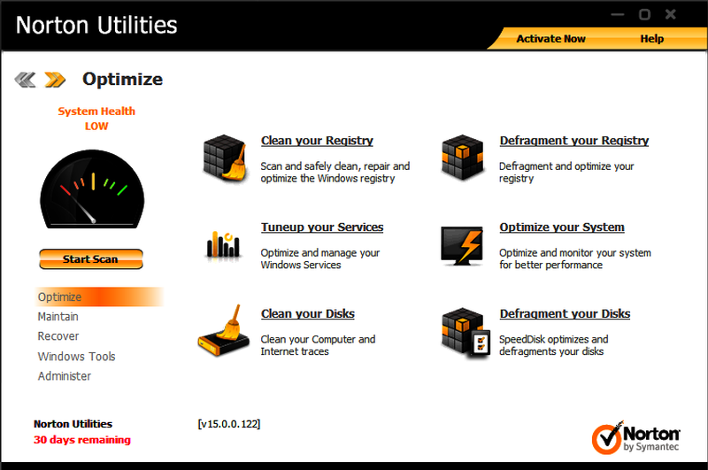norton utilities for mac