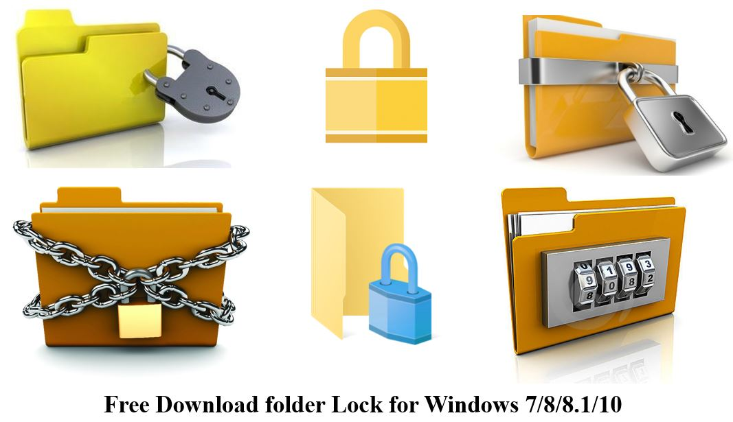 folder lock for windows 7 free