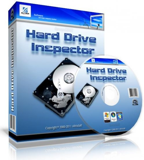 hard drive inspector activation code