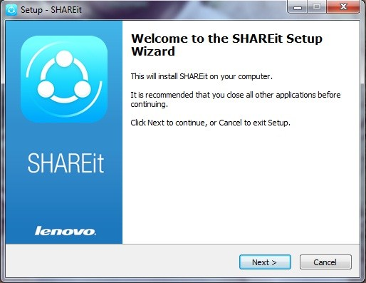shareit for pc software