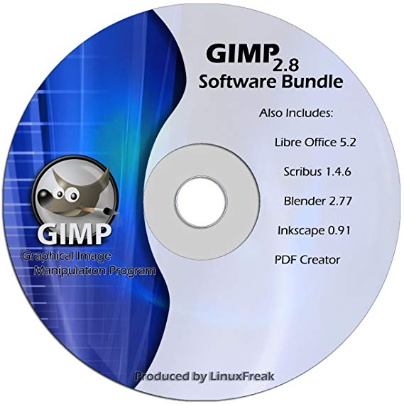 GIMP Free Photoshop Download