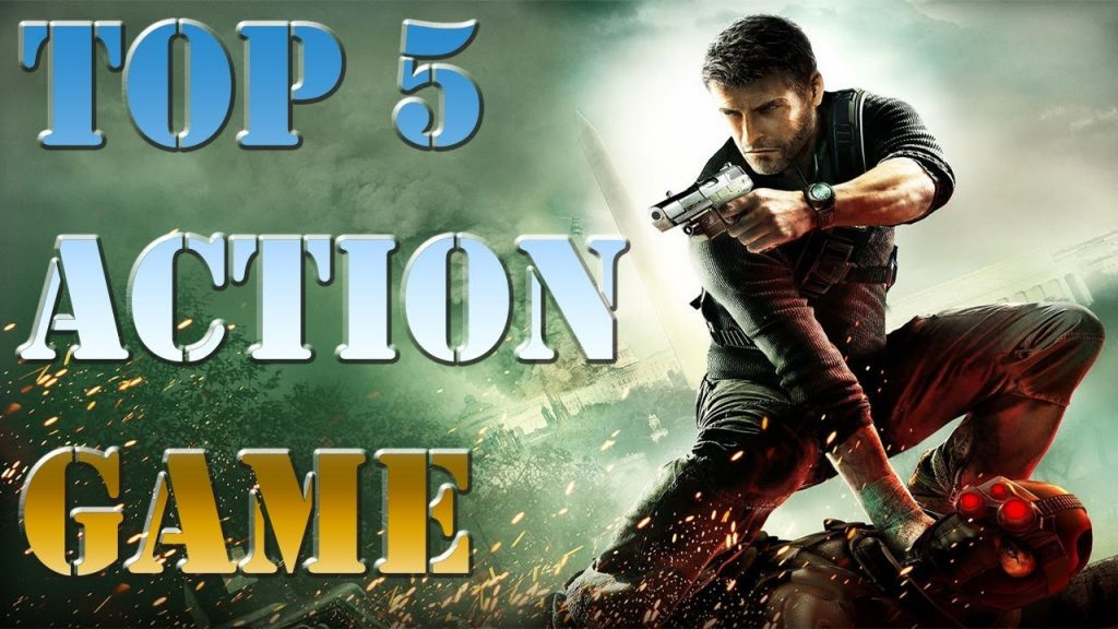 Best 5 Action Games